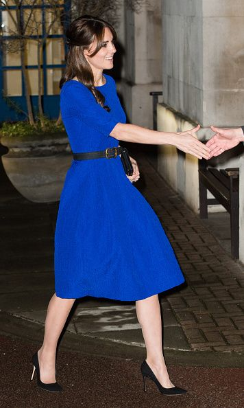 Kate Middleton stuns in new Indian designer while meeting children at Fostering Awards - HELLO! US
