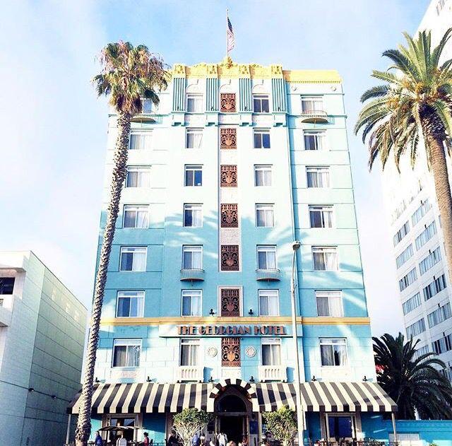 The Georgian Hotel, Santa Monica, California