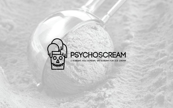 "Check out my @Behance project: ""Psychoscream Branding Identity"" https://www.behance.net/gallery/58895651/Psychoscream-Branding-Identity"