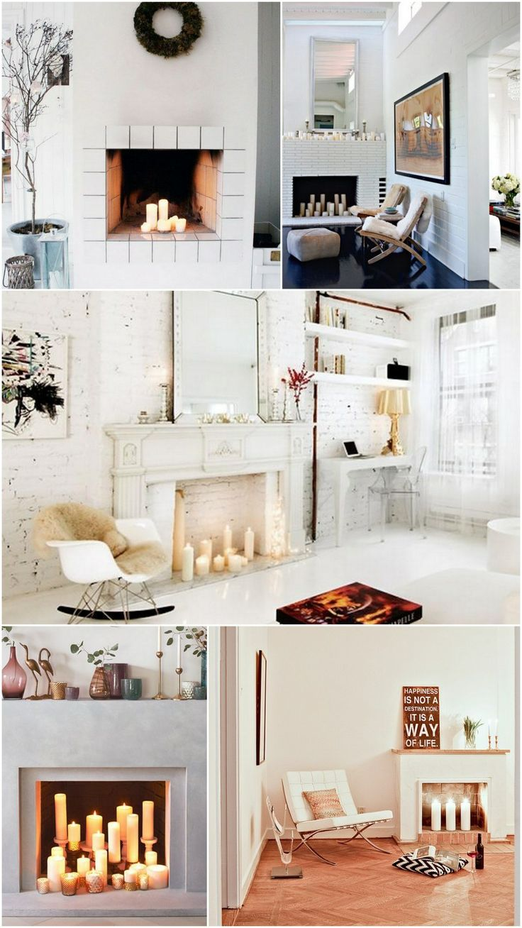 14 Best Images About Fireplace Ideas On Pinterest Faux