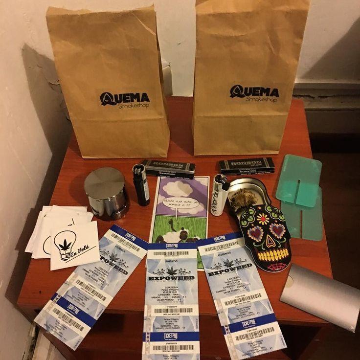 I feel like Jason Bourne this was waiting for me at the hotel.  Muchos gracias @en_vola @quema_smokeshop  Blaze your own trail. #piecemakergear.com #piecemaker #blazeyourowntrail #byot #expoweed #puentealto #chile #santiago #vivachile #instachile #buenosdias #marihuana #marijuana #bong #420 #stoner #headshop #moderntrail #siliconebong #adventureanywhere #weedstagram #uruguay #hightimes #dopecup #bigindustryshow #montevideo  #champstradeshow  @en_vola @quema_smokeshop @chileweed @froggy_chile…