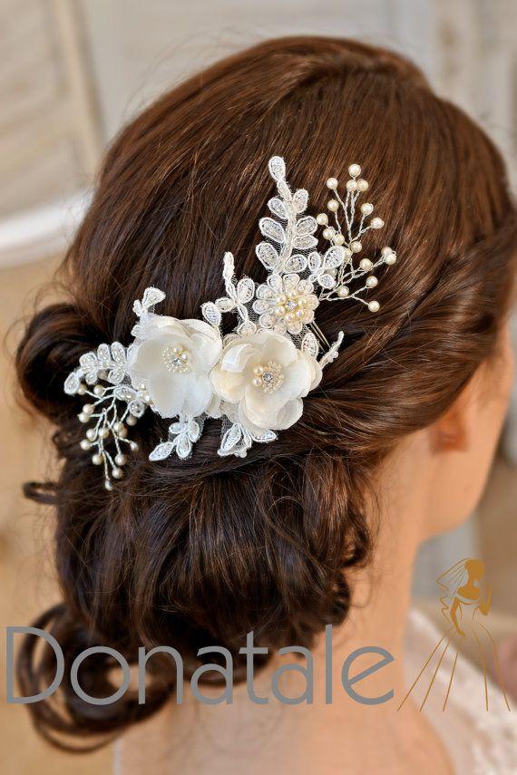 Best 25 Flower Headpiece Wedding Ideas On Pinterest