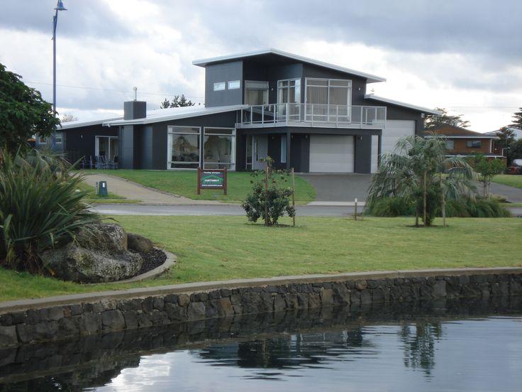 Marsden Cove Customkit Modern Home