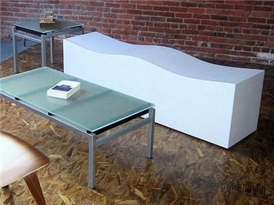 58 best images about concrete bench on pinterest sendai for Furniture bank tacoma