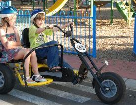 Go, go, go karts - BIG4 Ballarat Goldfields Holiday Park