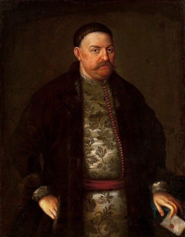Anonymous (Poland) TitlePortrait of Mikołaj Woroniecki.
