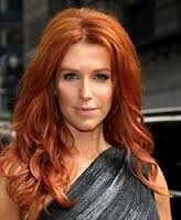 poppy montgomery red hair - Google Search