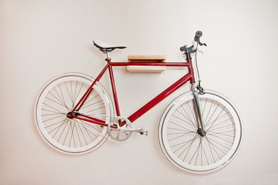 diy bike hanger - Google Search