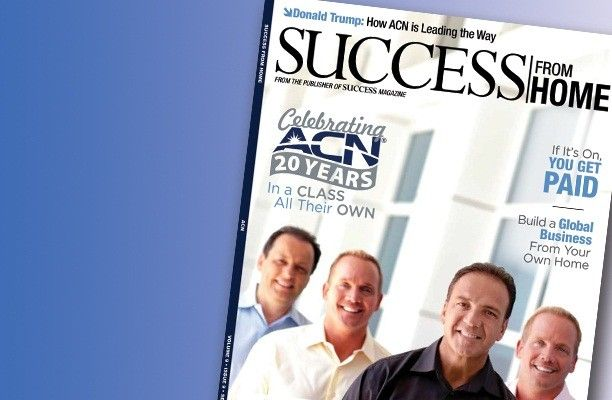 ACN Success From Home Magazine