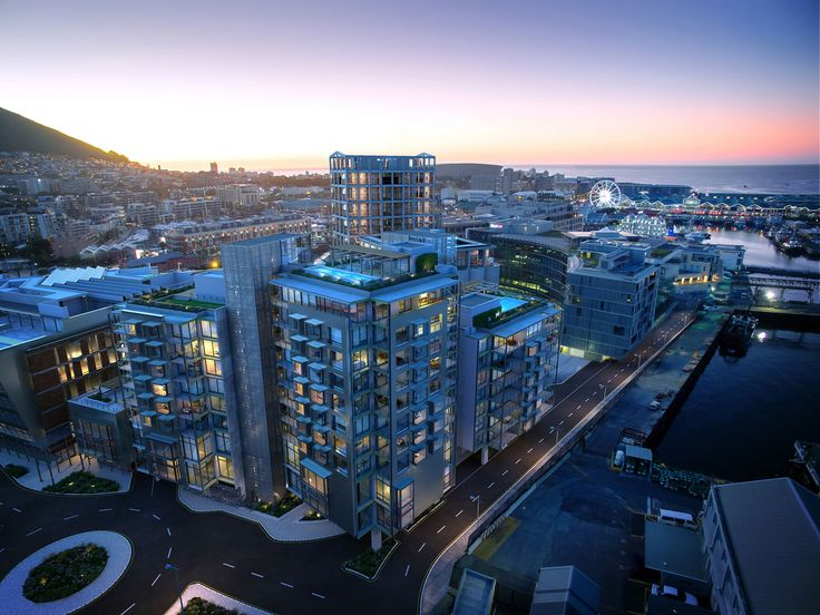 Silo District | Location: V&A Waterfront, Cape Town