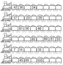 Resultado de imagen para sucesiones numericas de 10 en 10