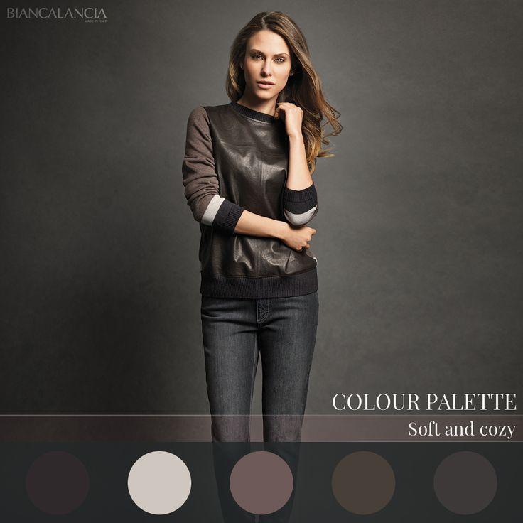 Soft And Cozy Color Palette  #Biancalancia