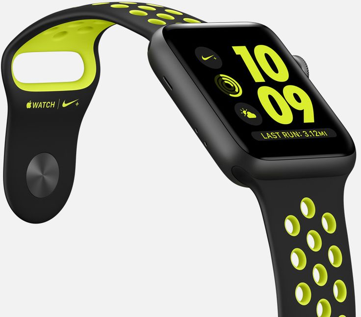 Apple Watch Series 2 (Nike Sport Band)