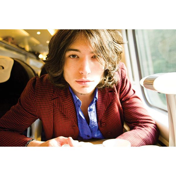 Ezra Miller Will Star In The Upcoming Movie The Perks of Being a... ❤ liked on Polyvore featuring ezra miller, people, boys and pictures