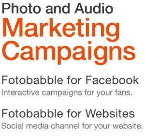 photo and audio