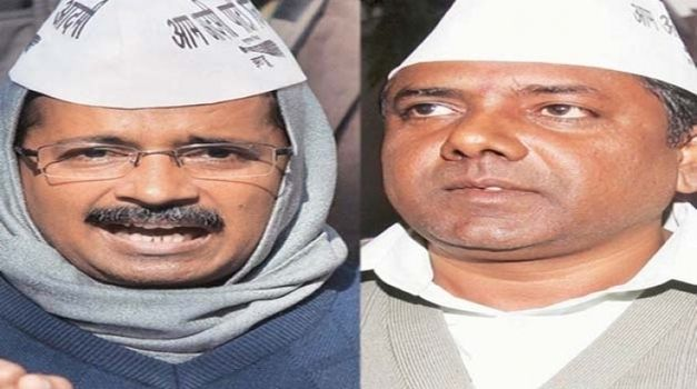 Aam Aadmi Party puts up brave face, mulls action against Binny
