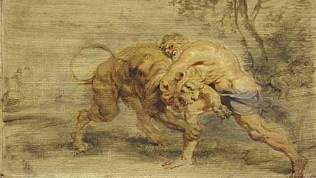 The Nemean Lion | Rubens.