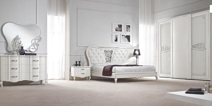 Mobilificio TreCi | linea AUDREY-GRACE 13 | collezione fusion | camera da letto