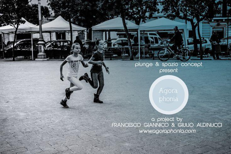 Agoraphonia – International Premiere 9/6/2016 Milano