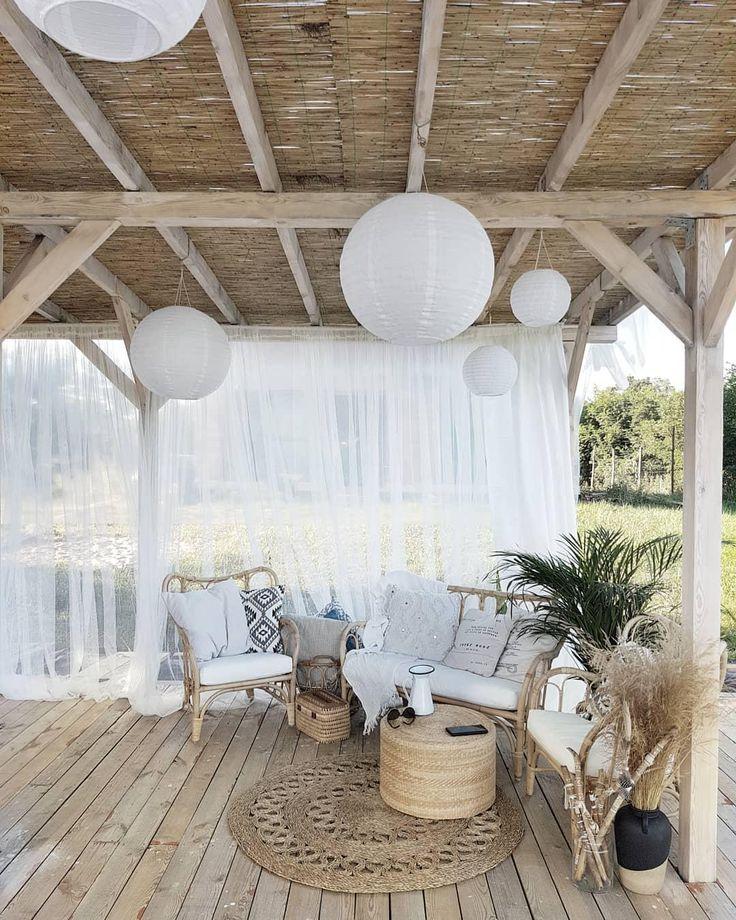 Der Sommer ist da! Auch auf der Terrasse, dem Balk…