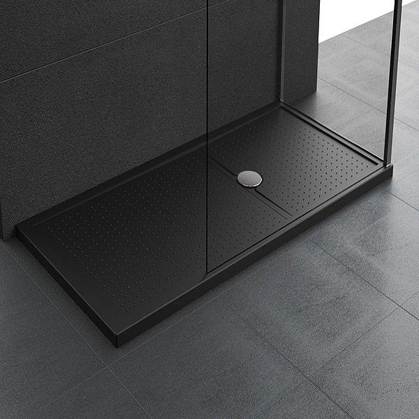best 25 black shower tray ideas on pinterest best. Black Bedroom Furniture Sets. Home Design Ideas