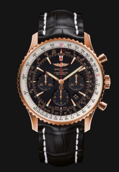 O meu Breitling sob medida - Breitling Navitimer 01 (46 mm) - Relógio suíço para pilotos