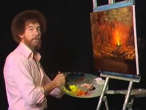 Bob Ross The Joy of Painting Season 3 Episode 10 Campfire