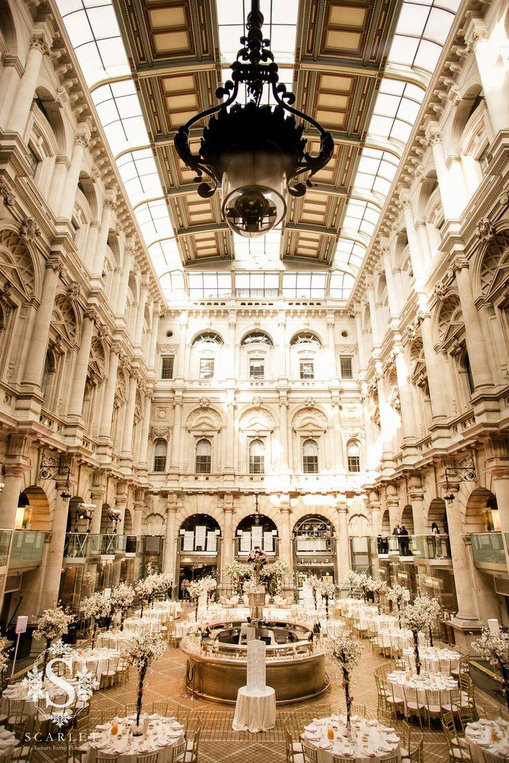 10 stunning London Wedding Venues