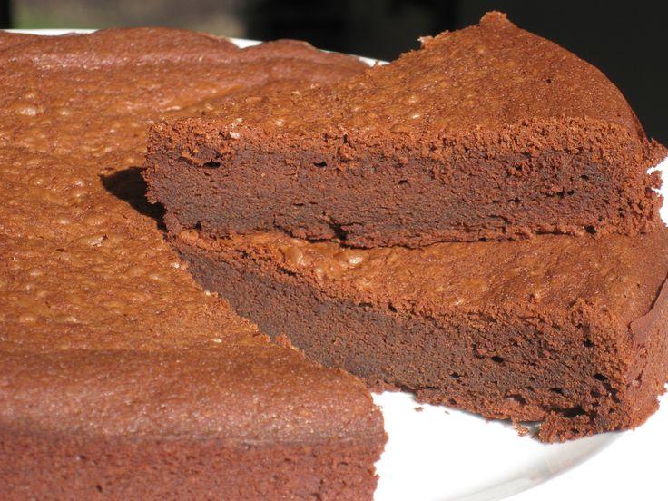 Ultimativ dessert-chokoladekage