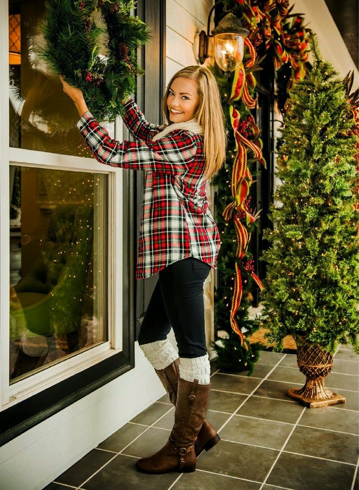 Sincerely, Jacenda LeeAnn: STYLE | WINTER PLAID