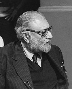1987 Photo- Mohammad Abdus Salam (1926-1996) Theoretical Physicist