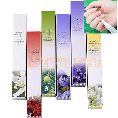 Flavour-Nail-Art-Cuticle-Revitalizer-Oil-Treatment-Manicure-Softener-Pen-Beauty