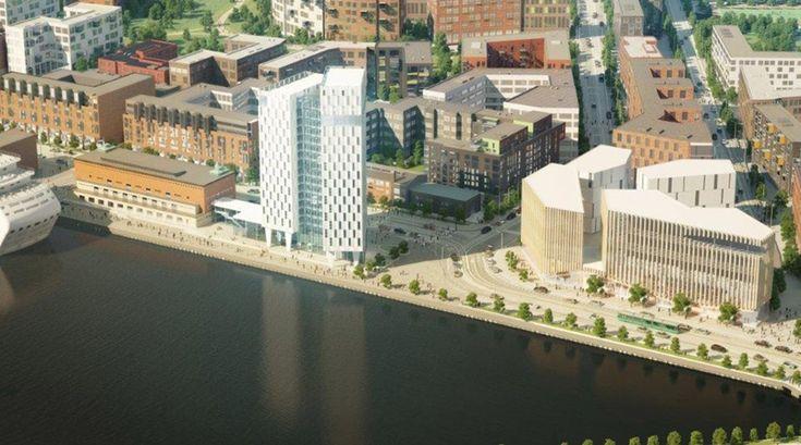 В Хельсинки открывается первый отель Clarion