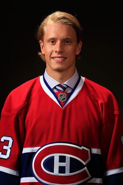 Jacob De la Rose Photos: NHL Draft Portraits