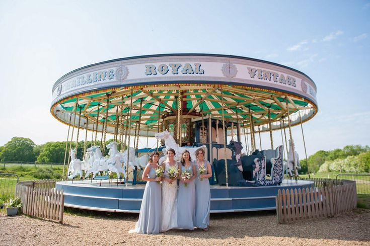 Vintage carousel Preston Court | bridesmaids light blue dresses (scheduled via http://www.tailwindapp.com?utm_source=pinterest&utm_medium=twpin)