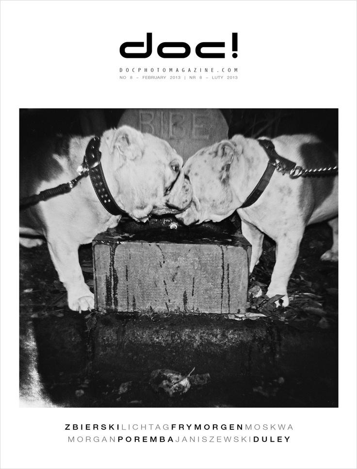 Cover of doc! photo magazine #8  Cover photo: Piotr Zbierski
