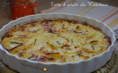 La torta di patate alla Valdostana è una ricetta rustica sfiziosissima, preparata con ingredienti semplici ma ricchi di sapore.