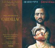Paul Hindemith: Cardillac [CD]