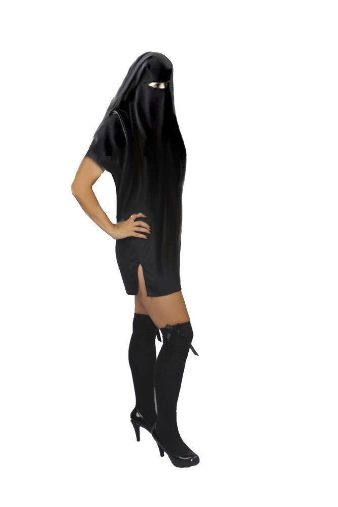 Sexy niqab legs xxx