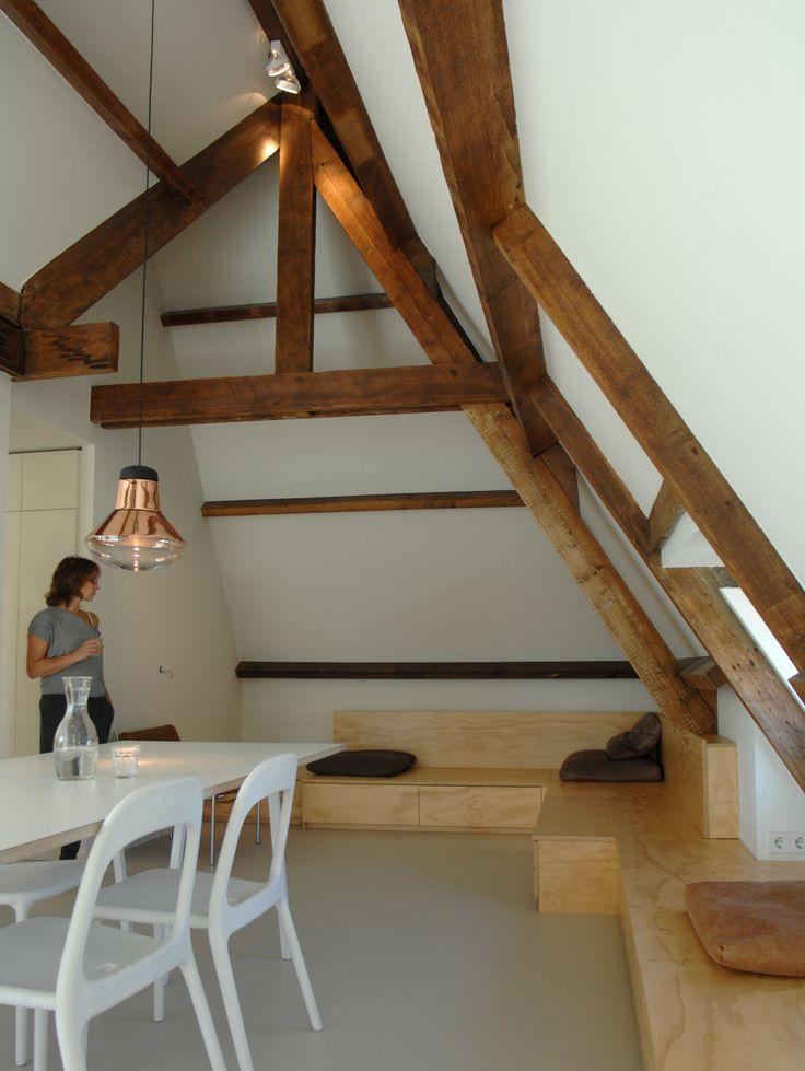 Studio ei zolder 4 amsterdam ontwerp bergruimte for Interieurontwerp amsterdam