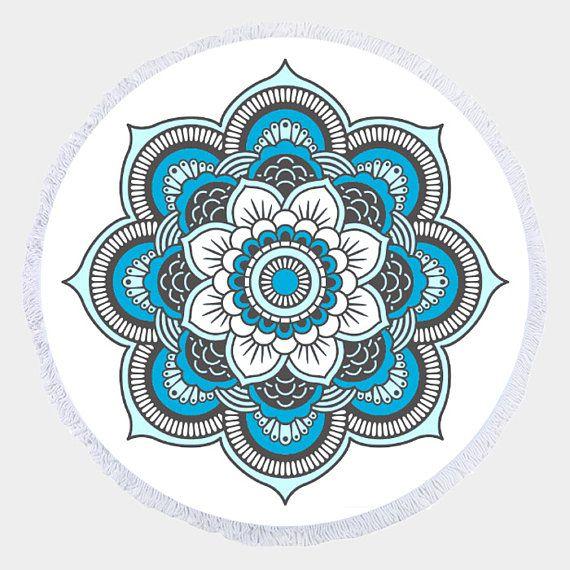 Multi-Wear Wrap - Green Mandala Wrap by VIDA VIDA 05KHxBhyz