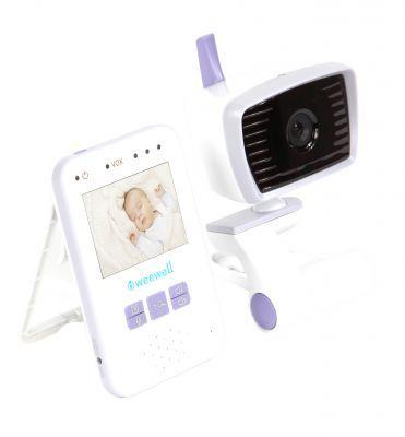 Weewell WMV812 Dijital Bebek İzleme Cihazı 300 mt