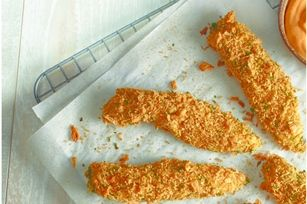Rosemary & Olive Oil Chicken Tenders Recipe
