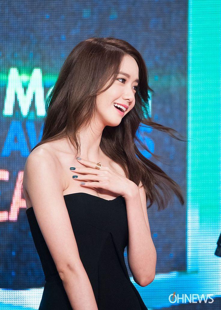 SNSD Yoona Melon Music Award 2015