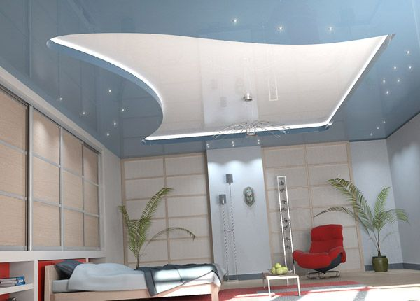 Modern Ceiling Designs With Decorative Stretch Ceiling Film Part 57