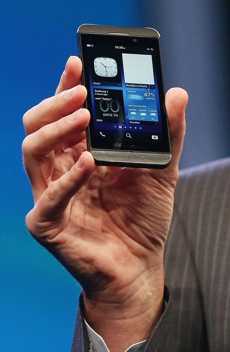Blackberry chic Smartphone
