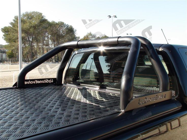 Roof Rack with Rollbar Buscar con Google Np300 2016