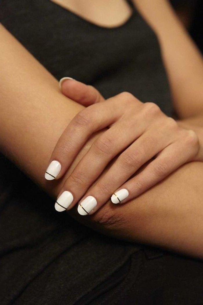 Best 25 Ongle En Gel Modele Ideas On Pinterest Deco D Ongle Ongles En Gel Simples And Id E