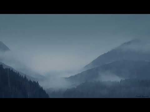 HELP ME SLEEP 😴 Relaxing Thunder & Rain Sounds in the Misty Mountains | Insomnia Relief 💤 - YouTube