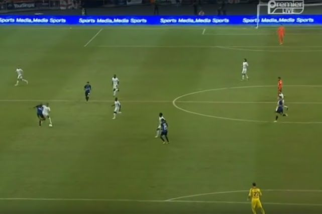 Inter Milan midfielder Geoffrey Kondogbia will have a long-lasting spot on sporting blooper videos with a remarkable own goal during his side's International Champions Cup clash with Chelsea